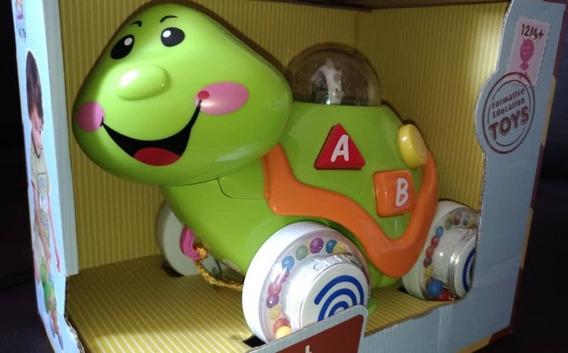 Juguete Tortuga Didáctica-estimulante Para Niño. Huile Toys