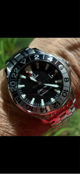 Relógio Omega 50 Anos 300m Impecável