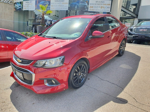 Imagen 1 de 11 de Chevrolet Sonic Premier