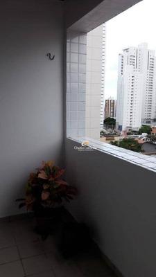 Apartamento Com 2 Dormitórios À Venda, 85 M² Por R$ 250.000 - Brisamar - João Pessoa/pb - Ap2325