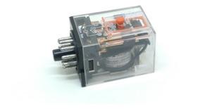 Relé Industrial Tipo Finder 60.13.9.024.0040 24vdc 3 Contato