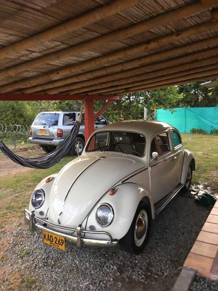 Volkswagen Escarabajo Escarabajo 1963