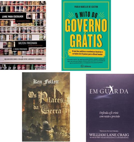 Livros Diversos Por R$40