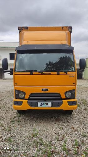 Imagem 1 de 14 de Ford Cargo 1119, Ano 2015, Saider, Impecavel.