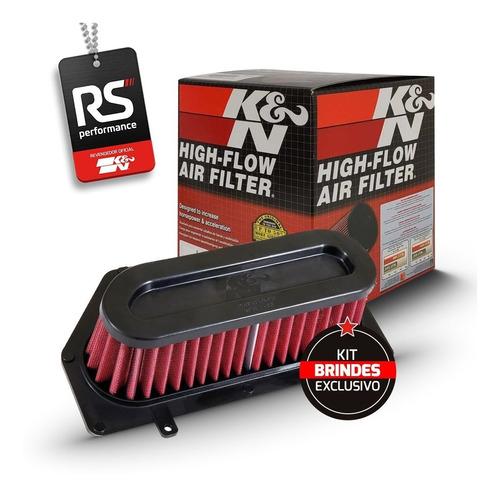 Filtro De Ar Esportivo K&n Suzuki Gsxr1000r / Abs/ Gsxr1000x