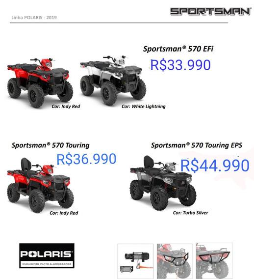 Polaris Sportsman 570 Ñ É Honda