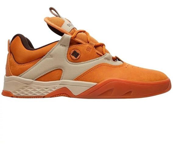 Tênis Dc Shoes Kalis S Se Imp Brown Dk Chocolate