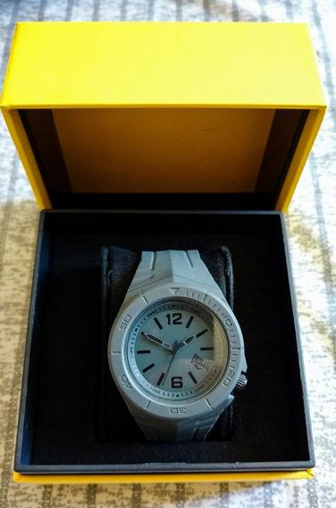 Relógio Everlast Unissex Cinza Analógico E295