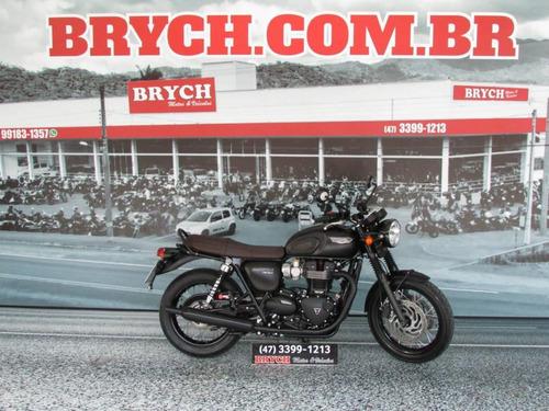 Triumph Bonneville T 120 Black Abs
