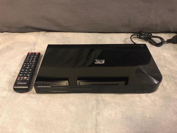Blu-ray Dvd 3d Smart Samsung Bd F5500 Netflix E Youtube