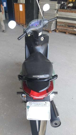 Honda Biz 125 Ks Impecavel, Somente 16.000km Chave Reserva