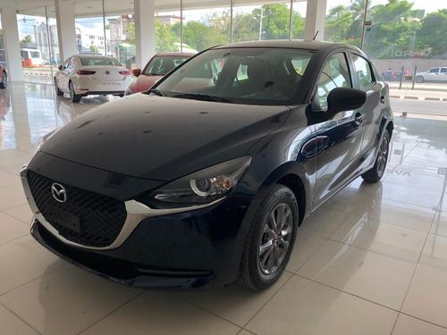 Imagen 1 de 11 de Mazda 2 Sport Touring Automatico 2022 Azul Metalico
