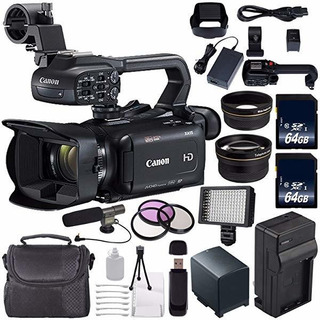 Canon Xa15 Compact Full Hd Eng Camcorder 2217c002 + 64gb M ®
