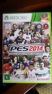 Xbox 360 Pes 2014 Pro Evolution Soccer