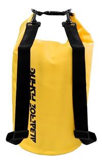 Bolsa Estanque Campbag - Amarelo 20l - Albatroz Fishing