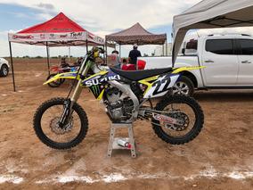 Suzuki Rmz 450 2017 Mexicana