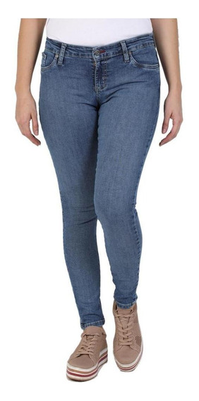 Jeans Casual Lee Mujer Skinny R54