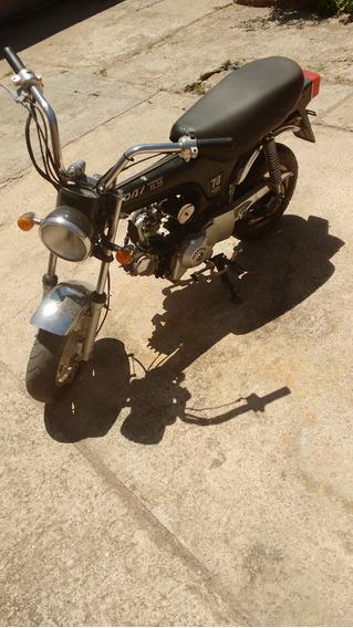 Moto Guerrero Gt 70 Day