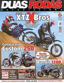 2r.370 Jul06- Xtz125 Bros150 Bandi1200 Blade250 Mirage Ténér