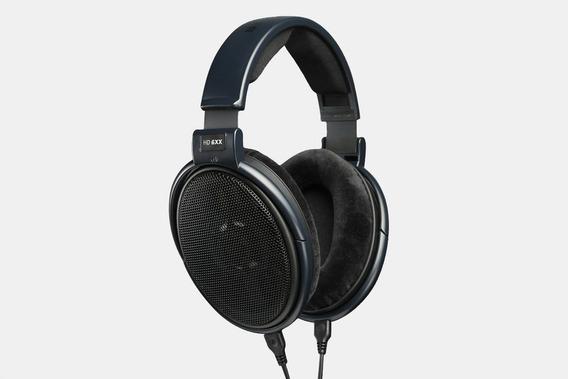 Fone De Ouvido Headphone Sennheiser Hd 6xx 650 Massdrop Pro