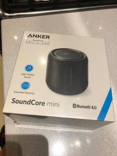 Parlante Anker Mini Bluetooth 4.0 (5w)