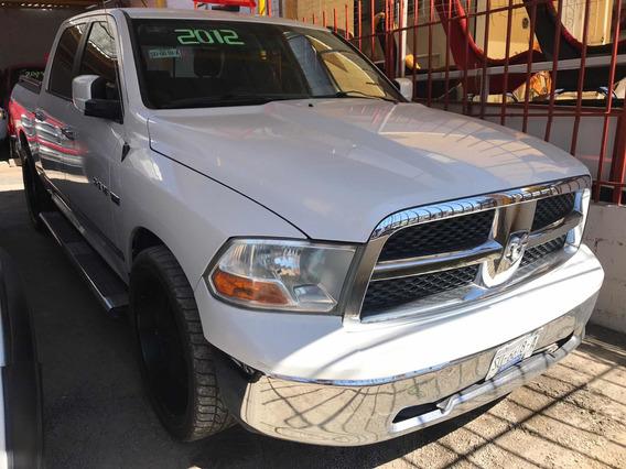 Dodge Ram 2500 5.7 Pickup Crew Cab Slt 4x2 Mt 2012