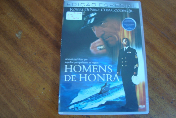 Dvd Aventura / Homens De Honra / Robert De Niro