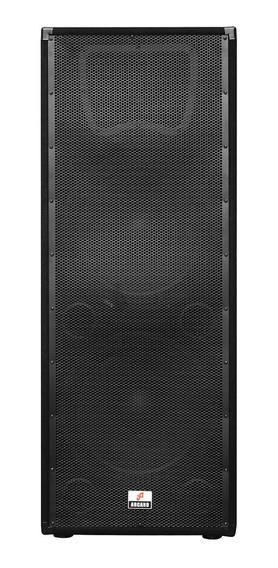 Caixa De Som Ativa Amplificador Duplo Arcano Wduo-15 480w Sj