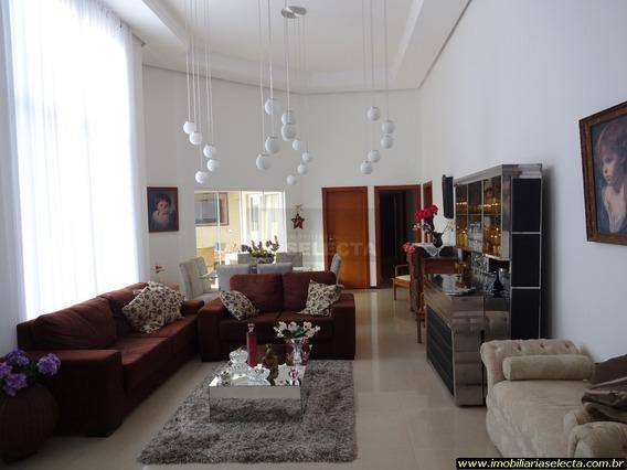 Linda Casa 4 Dormitórios No Condomínio Damha V, São José Do Rio Preto. - Ccd4161