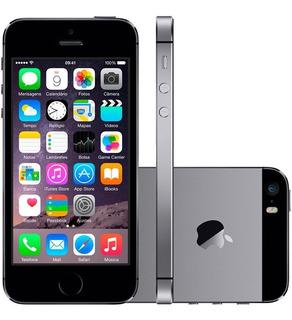 Apple Barato iPhone 5s 16gb Vitrine Preto-vitrine C/detalhes