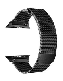 Pulseira Milanese Magnética Apple Watch 38/40mm- 42/44mm