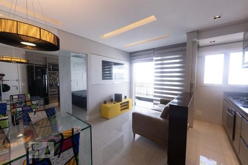 Apartamento À Venda - Jardim Anália Franco, 1 Quarto,  40 - S893137457