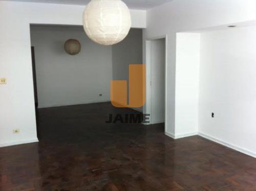Apartamento Em Jardim Paulista Com 170 Metros,  1 Suíte E 1 Vaga .  - Pe1327