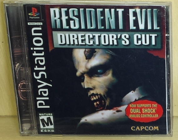 Resident Evil Directro`s Cut Patch Ps1,ps2 E Ps3