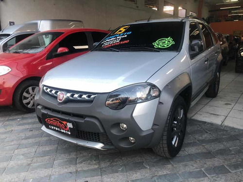 Fiat Weekend 2015 1.8 16v Adventure Flex Dualogic 5p
