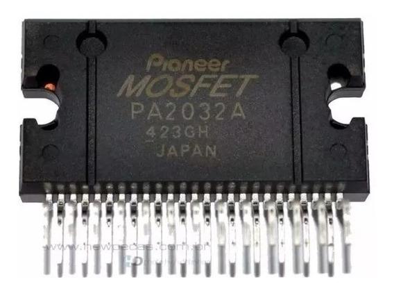 Pa2032a Pioneer Saida De Som Pa2032a Original 4=unidades