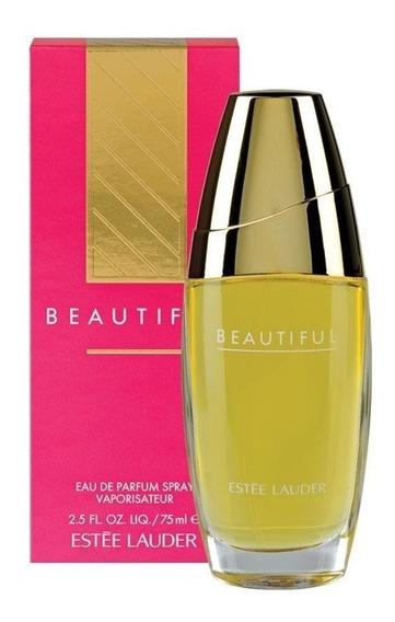 Perfume Estee Lauder Beautiful 75 Ml Edp Original