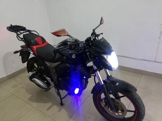 Se Vende Suzuki Gixxer 2018