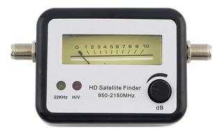Buscador Localizador De Señal Satelital Analogo Satelite Fta