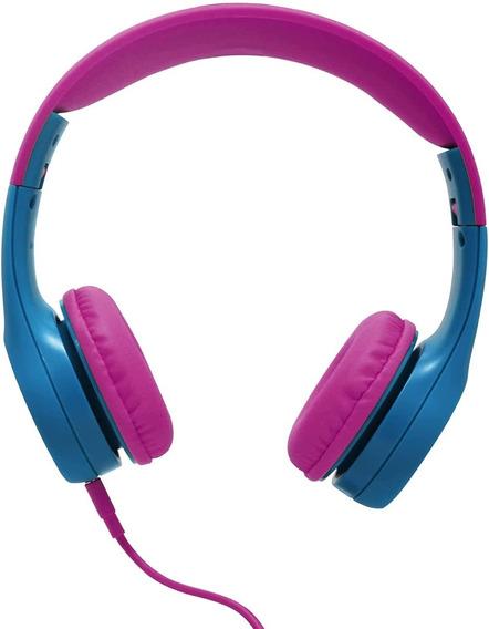 Headphone Estéreo Infantil ELG Melody C/ Limitador De Volume
