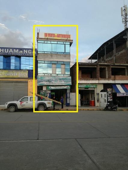 Venta De Local Comercial De 3 Pisos - Pichari Vraem