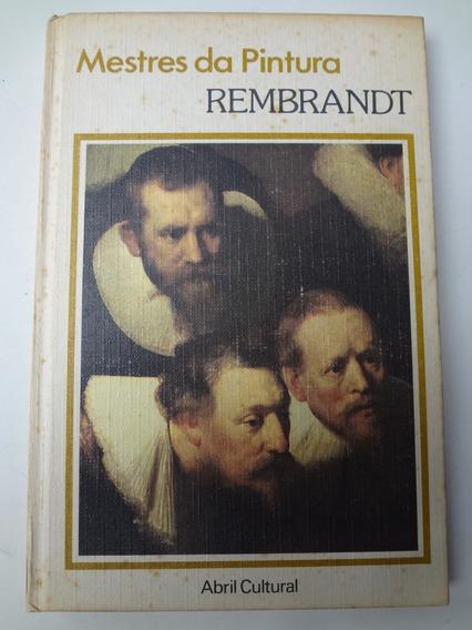 Livro Mestres Da Pintura Rembrandt