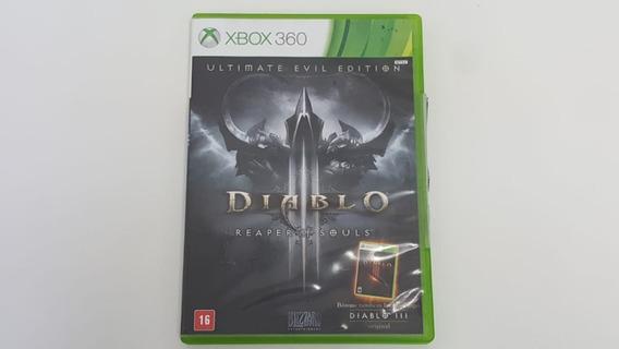 Diablo 3 Reaper Of Souls - Xbox 360 - Original