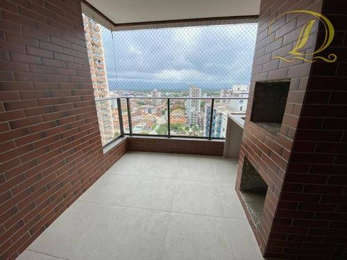 Apartamento Com 2 Dormitórios À Venda Na Guilhermina - Ap4001