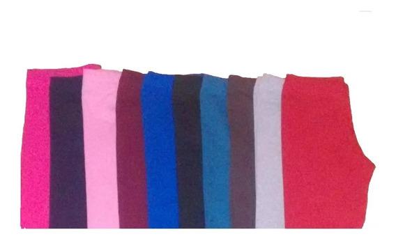 Lote 6 Shorts Infantil Tamanho 8_10_12 Cotton