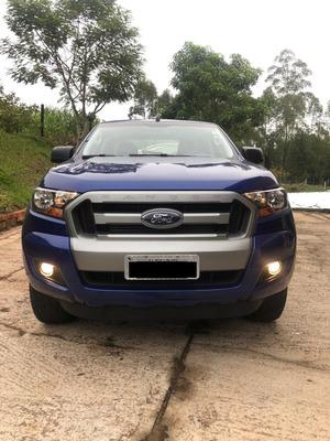 Ford Ranger 2.2 Xls 4x4 Cd 16v Diesel 4p Automático/ 2018