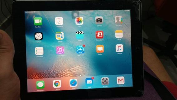 Apple iPad 2 A1396 Preto 64gb Excelente Estado Bateria 100%