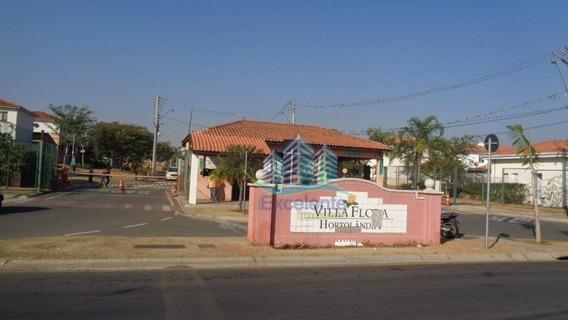 Apartamento Com 2 Dormitórios À Venda, 49 M² Por R$ 191.500 - Villa Flora Hortolandia - Hortolândia/sp - Ap0309