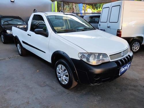 Imagem 1 de 5 de Fiat Strada Cs 1.4 Flex 2007