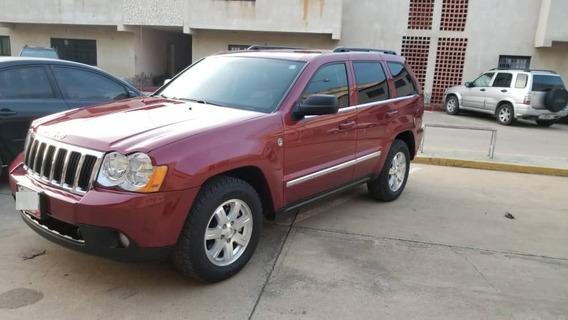 Grand Cherokee 2010 Limited En Excelentes Condiciones